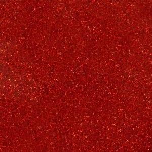 Siser Moda Glitter Red 100 x 50cm