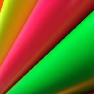 Fluorescerend vinyl